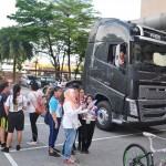 Volvo Trucks Malaysia See And Be Seen Road Safety Campaign, Volvo FH, Scouts, Malaysia