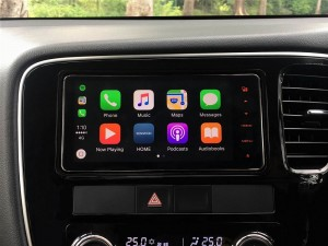 Mitsubishi Outlander 2.4 SUV CKD, Apple Carplay - Malaysia 2018