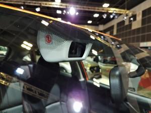 Subaru XV EyeSight Camera, Singapore Motor Show 2018