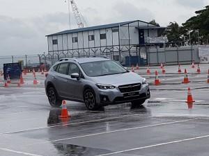 Subaru XV Test Drive, Singapore 2018