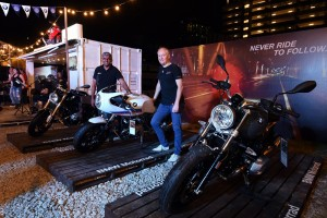 2017 - Launch of the BMW Motorrad R nineT, BMW Motorrad R nineT Racer and BMW Motorrad R nineT Pure - Malaysia