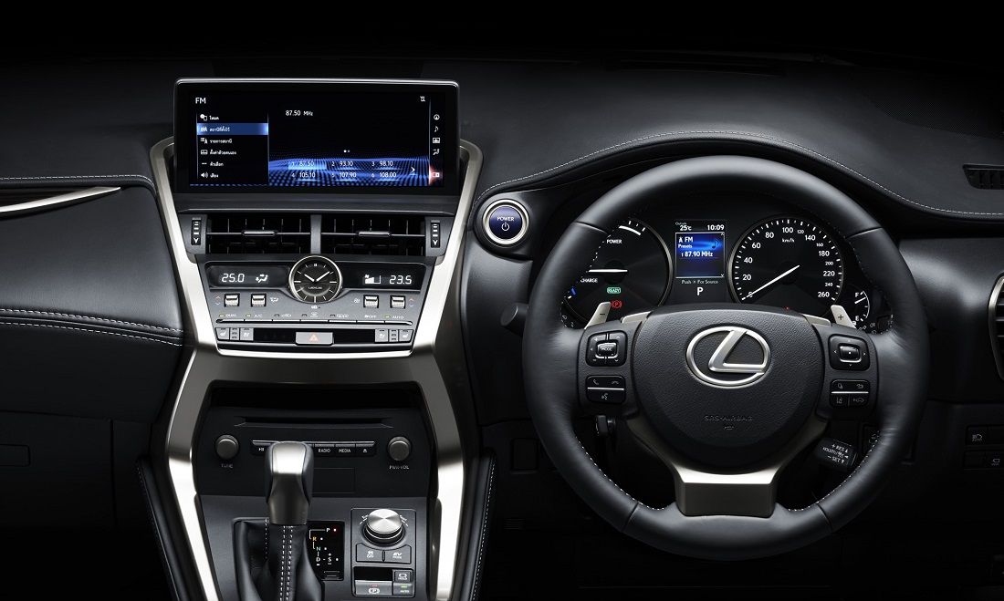 lexus malaysia opens bookings for new rx 350l nx 300. Black Bedroom Furniture Sets. Home Design Ideas