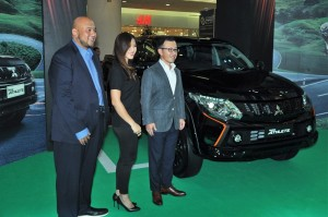 Mitsubishi Triton Athlete 4x4, Malaysia Launch 2018, One Utama