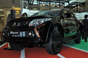 Mitsubishi Triton VGT Athlete, Malaysia 2018, One Utama