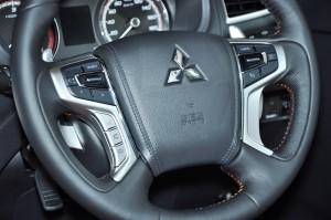Mitsubishi Triton Athlete Steering Wheel, Malaysia 2018