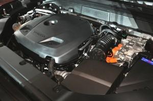 Volvo XC60 T8 Twin Engine, Engine Bay, Malaysia 2018