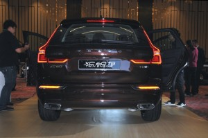 Volvo XC60 T8 Rear, Malaysia 2018