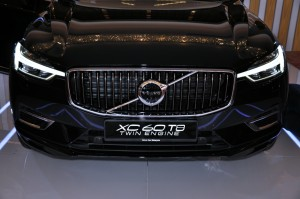 Volvo XC90 T8 Front End, Malaysia 2018