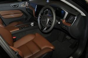 Volvo XC60 T8 Interior, Front, Malaysia 2018