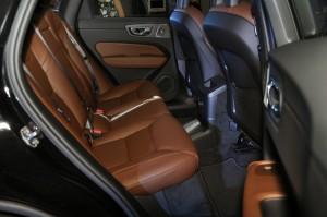 Volvo XC60 T8 Rear Seat, Malaysia 2018