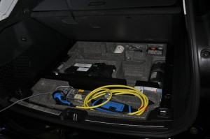 Volvo XC60 T8 Boot, Charging Kit, Malaysia 2018