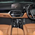 BMW 530e Sport Dashboard, Malaysia 2018