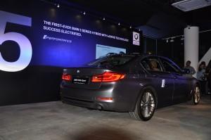 BMW 530e Sport eDrive, Rear View, Malaysia 2018