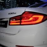 BMW 530e Sport, Tail Lights, Malaysia 2018