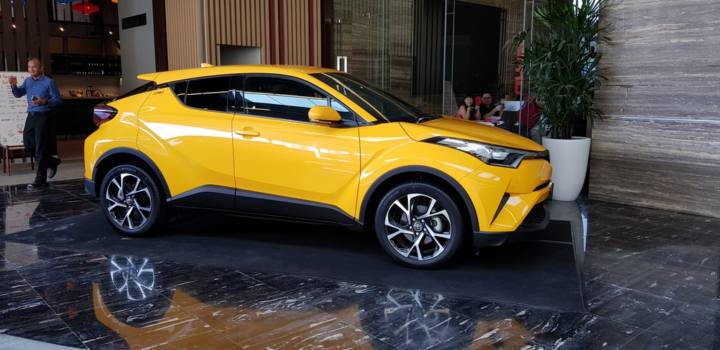 When Toyota Chr Launch In Malaysia >> MyMotor Malaysia Offers Toyota C-HR In Malaysia Ahead Of Official Launch By UMW Toyota ...