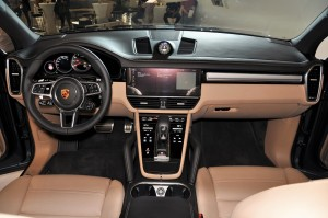 Porsche Cayenne S Preview, Dashboard, Malaysia 2018