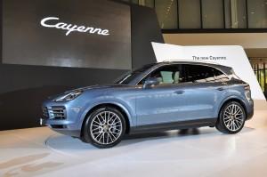 Porsche Cayenne 2018 Preview, Malaysia