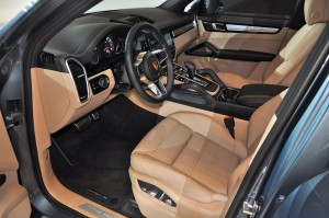 Porsche Cayenne Front Seats, 2018 Preview, Malaysia