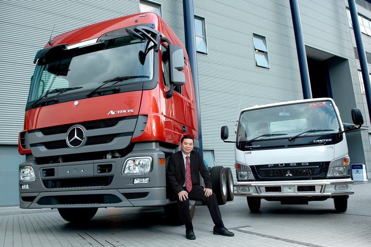 Mercedes benz malaysia commercial vehicles records growth for New mercedes benz commercial