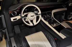 Bentley Continental GT Interior, Malaysia Launch 2018