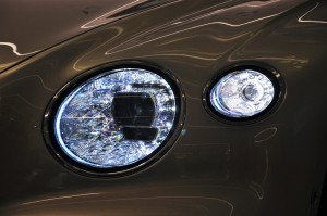 Bentley Continental GT Headlight, Malaysia 2018