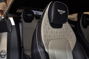 Bentley Continental GT Front Seat Detailing, Malaysia 2018