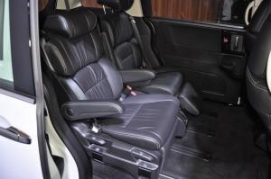 Honda Odyssey Malaysia, 2nd Row Premium Captain Cradle Seats