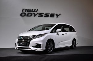 Honda Odyssey 2018, Malaysia Launch