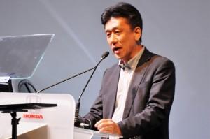 Honda Malaysia MD & CEO Toichi Ishiyama, 2018