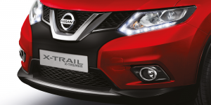 Nissan X-Trail X-Tremer New Bold Front X-Face Cladding Malaysia 2018