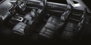Nissan X-Trail X-Tremer Black Nappa Leather Seats Malaysia 2018