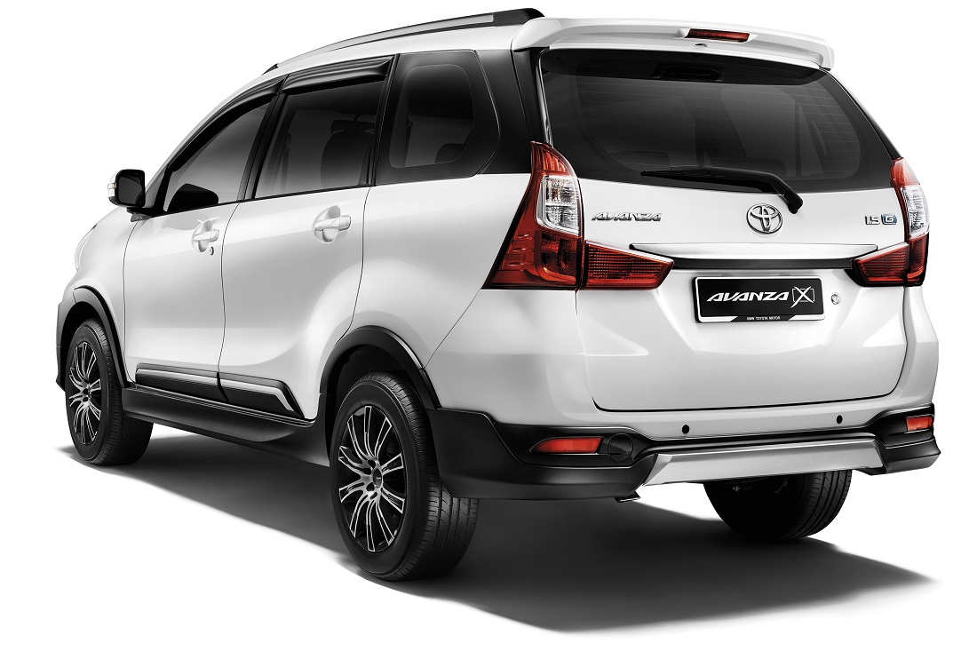 New Toyota Avanza 1 5x Now On Sale Autoworld Com My