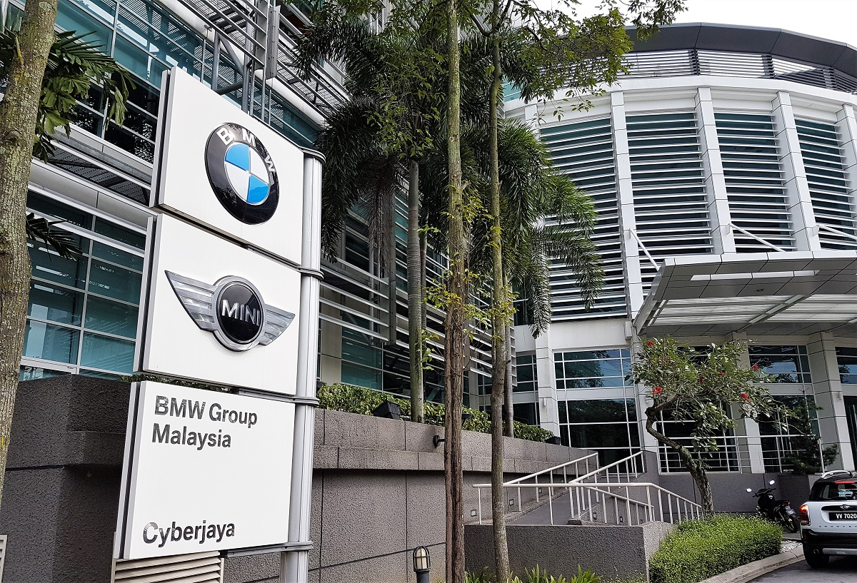 Bmw Group Ag Names New Managing Director Chief Executive Officer