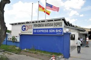 GD Express Sdn Bhd, Petaling Jaya, Selangor Malaysia
