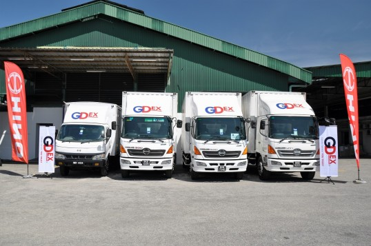Hino Trucks Clock Up 1 Million Kilometres Without An Overhaul