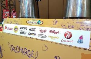 Petronas Dagangan Coffee Break 2018 Chinese New Year, Partner Brands