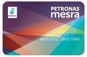 Petronas Mesra Card