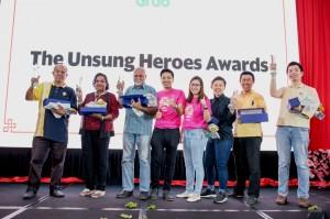 Grab Malaysia Chinese New Year Tenkiu Fa Cai, Unsung Heroes Awards 2018