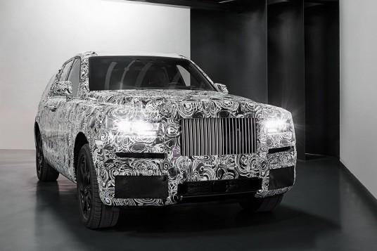Rolls-Royce Cullinan Will Offer Seats Of Opulence