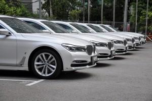 BMW 740Le, BMW Luxury Excellence Pavilion Kuala Lumpur 2018