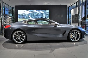 BMW Concept 8 Series, Malaysia