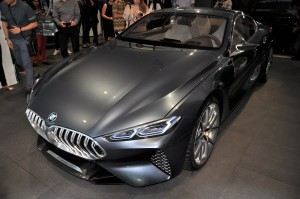 BMW Concept 8 Series, BMW Luxury Excellence Pavilion Malaysia 2018
