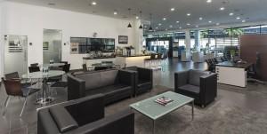 Mercedes-Benz NZ Wheels Klang Autohaus Service Centre Lounge, Malaysia