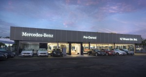 Mercedes-Benz NZ Wheels Pre-Owned Vehicles, Klang, Malaysia