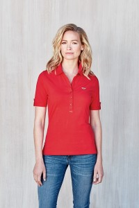 Bentley Kuala Lumpur, Bentley Collection - BL1636_CO_LADIES_POLO_DRAGON_RED_004
