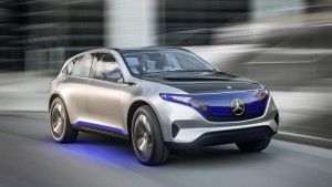 Mercedes-Benz EQ Concept EV