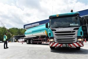 Petronas Fleet Management Drive 2018, Scania, Shaziman Transport, Malaysia