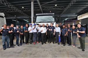 Petronas Fleet Management Drive 2018, Scania, Shaziman Transport Sdn Bhd Johor Malaysia