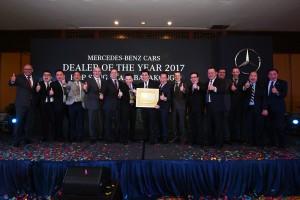 Dealer of the Year 2017 - Hap Seng Star Balakong