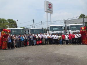 The UD Trucks/TCIE Open House In Butterworth